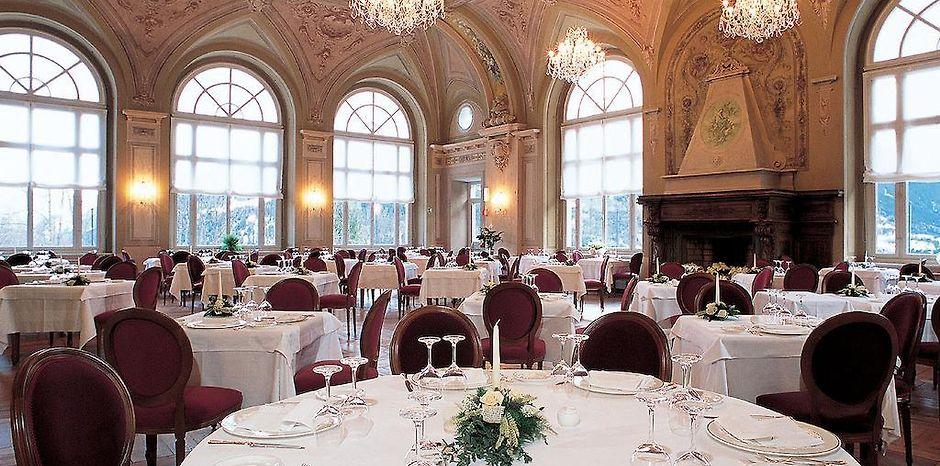 QC TERME GRAND HOTEL BAGNI NUOVI BORMIO - Bormio, Italy